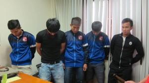 Nạn bán độ trong bóng đá Việt Nam  Hợp pháp hóa cá độ để đẩy lùi tiêu cực bóng đá Việt Nam cau thu dong nai ban do