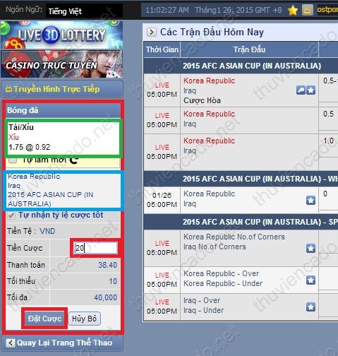 Hiển thị đặt cược M88  Hướng dẫn đăng ký cá độ bóng đá trên mạng nhà cái M88 hien thi dat cuoc