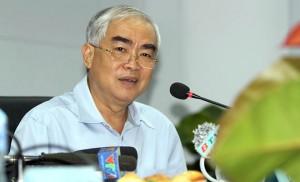 Ông Lê Hùng Dũng ủng hộ hợp pháp hóa cá độ  Hợp pháp hóa cá độ để đẩy lùi tiêu cực bóng đá Việt Nam le hung dung chu tich vff