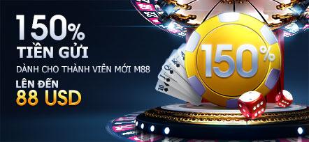 Khuyến mãi thành viên mới M88  Cá độ bóng đá trực tuyến liệu có nên đăng ký tài khoản M88? khuyen mai thanh vien moi